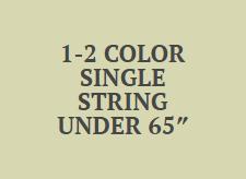 single-string-under65